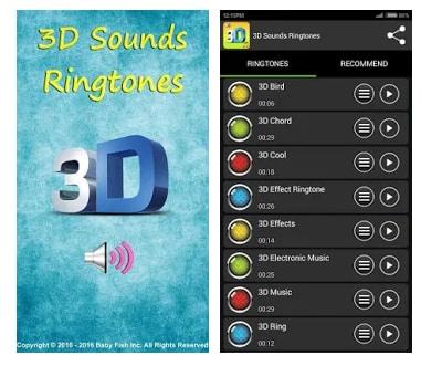 3D Sounds Ringtones APK Download Latest Version