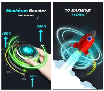 Volume Booster PRO - Sound Booster for Android APK
