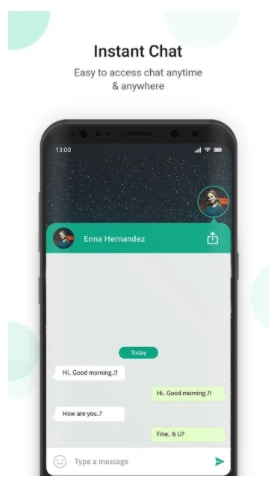 WA bubble For Chat - Whatsapp Chat Apk Download
