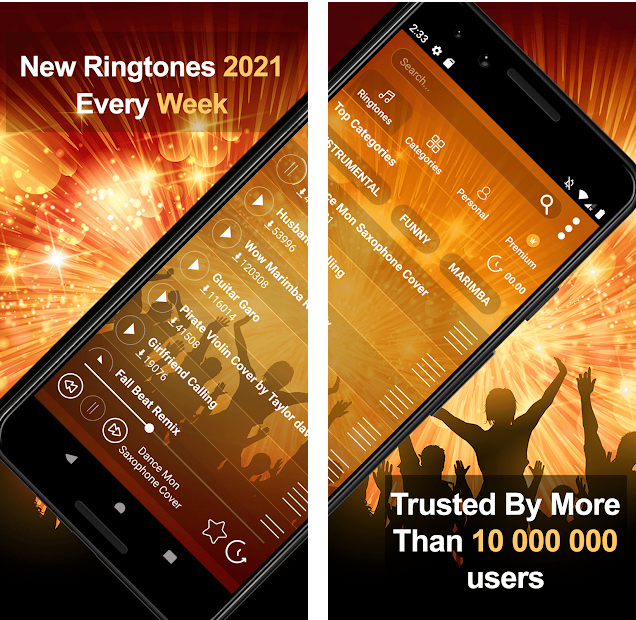 Best Free Ringtones 2021 For Android APK Download